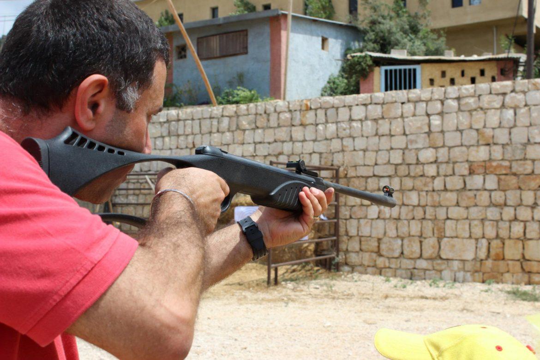Babygun Shooting